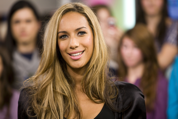 LEONA LEWIS' SHAME OVER WILL SMITH MEETING