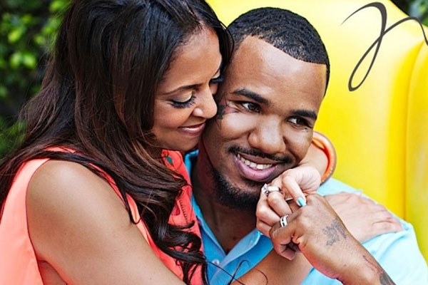 THE GAME'S MARRIAGE AND REALITY TV SHOW BACK ON