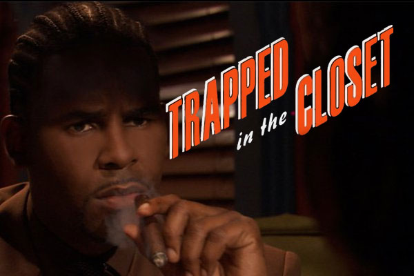 Do you remember R. Kelly's 'Trapped in the Closet'? It's back!