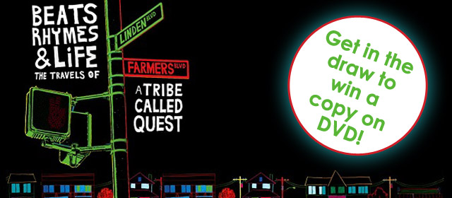 Beats, Rhymes & Life – The Travels of A Tribe Called Quest