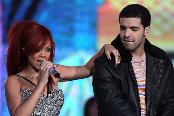 Rihanna and Drake top MTV Video Music Awards nominations