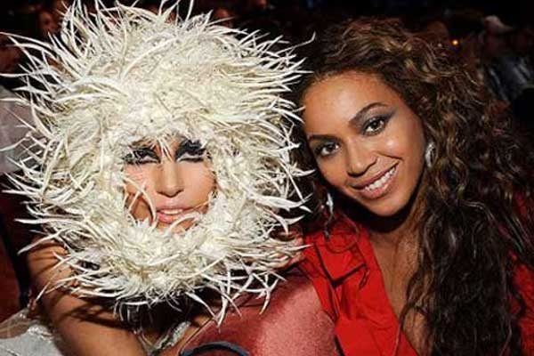 Lady Gaga and Beyonce make Forbes' most powerful women in the world list