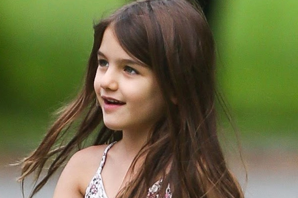Suri Cruise enrolled in exclusive New York world school