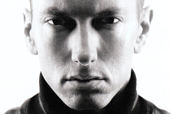 Eminem almost quit rap after bad first gig