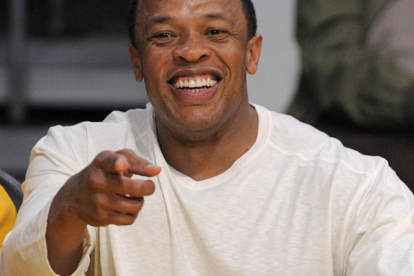 Dr. Dre to produce new crime drama