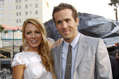 Ryan Reynolds and Blake Lively wed