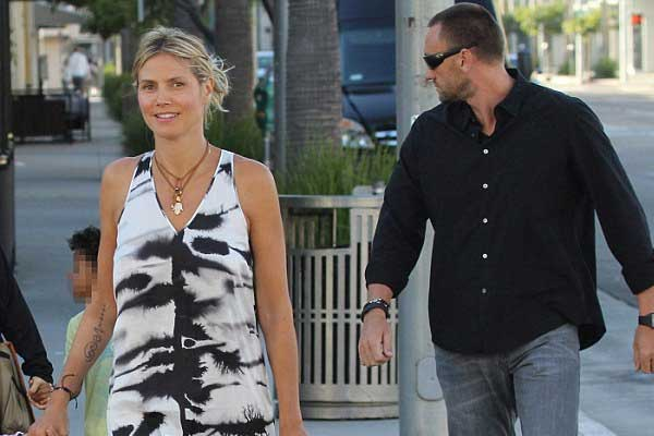Heidi Klum confirms budding romance with bodyguard