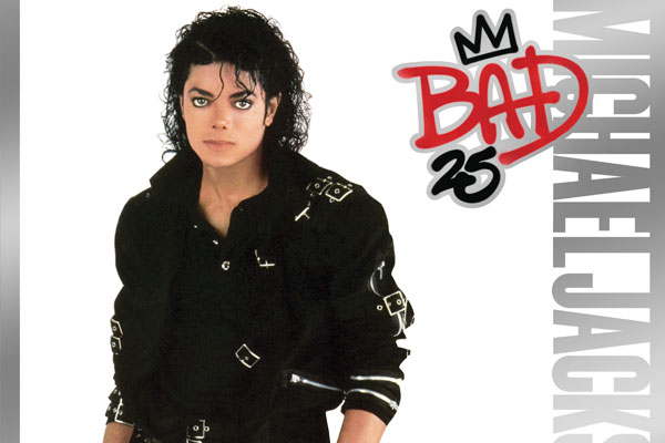 Michael Jackson - Bad (25th Anniversary Landmark album)