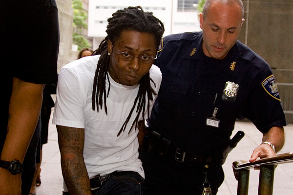Lil Wayne Footage From Lawsuit Deposition