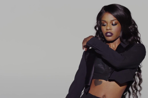 AZEALIA BANKS SCRAPS SINGLE AFTER PRODUCER BUST-UP
