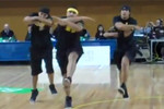 Auckland Pirates Rock The Boat - BeREAL Dance Crew