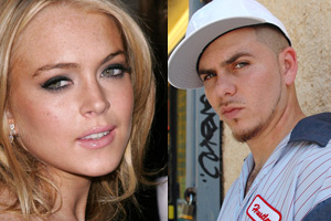 Pitbull apologises to Lohan, invites her to VMAs
