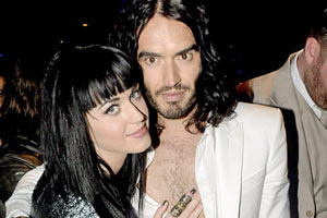 Russell Brand doing well after Katy Perry split