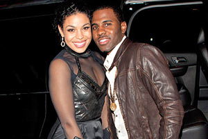 Jordin Sparks and Jason Derulo