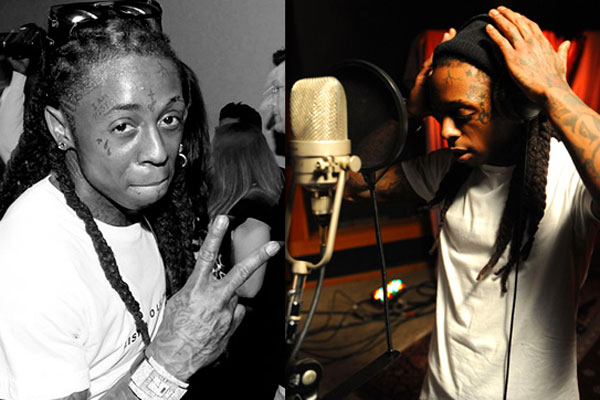 LIL WAYNE RECORDS DOZENS OF SONGS WITH DR. DRE