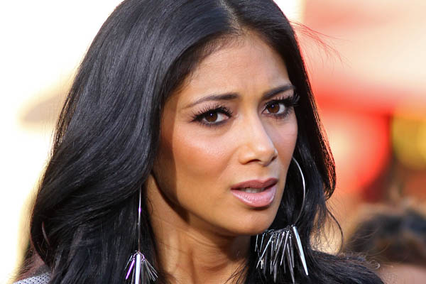 NICOLE SCHERZINGER SNUBS SPOOKY FOR SEXY AT HALLOWEEN BASH