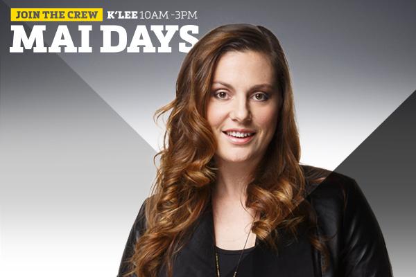 Mai Days with K-Lee
