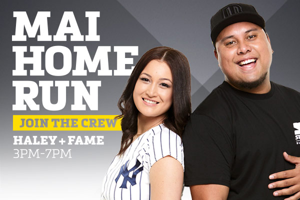 The Home Run with Haley + Fame