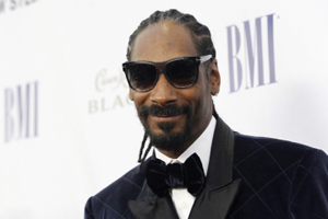 Snoop Dogg Becomes Part Owner Of Women's Football Team