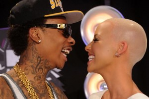 Wiz Khalifa and Amber Rose engaged