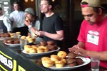 Scoffamuffin- -The official Raggamuffin eating contest