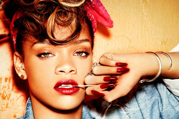 Rihanna Announces NZ Show