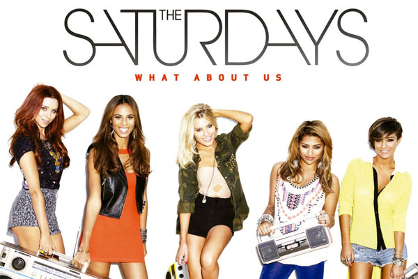 The Saturdays ft. Sean Paul