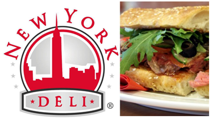Win a $100 Sandwich Card to spend at New York Deli!