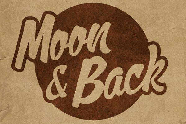 Three Houses Down - Moon & Back