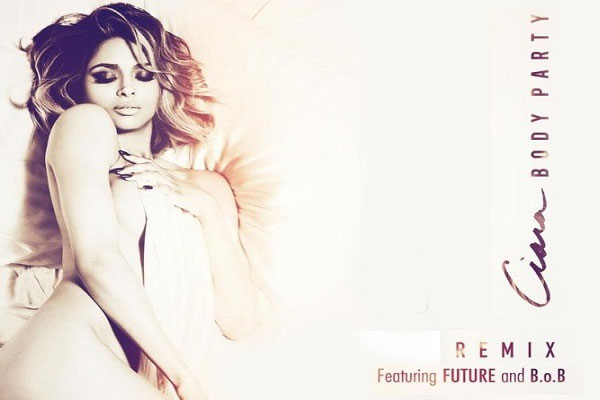 Ciara  'Body Party Remix' ft. Future and B.O.B