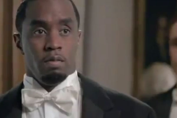 P Diddy 'Stars' In Downton Abbey