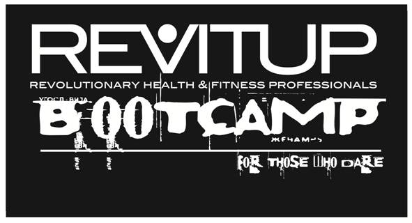Win a 4 week REVITUP Boot Camp!