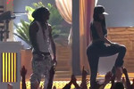 Nicki Minaj and Lil Wayne Perform 'High school' at BBMA