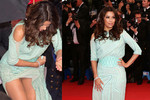 Eva Longoria goes Commando at Cannes