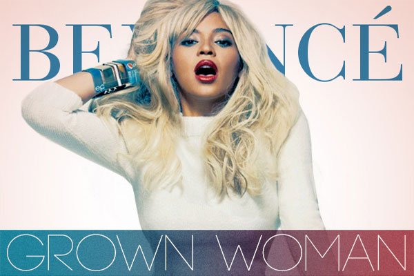 Beyonce leaks new track 'Grown Woman' Listen here