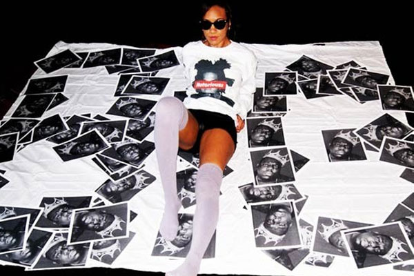 Biggie's daughter releases 'Notoriouss' fashion line
