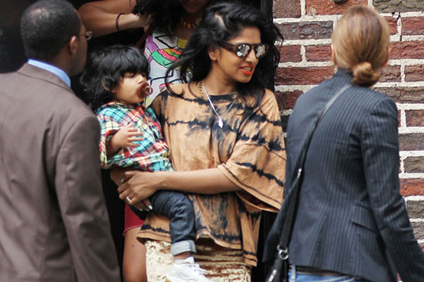 M.I.A. loses bid to keep child custody dispute private