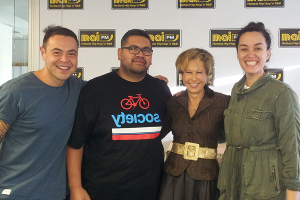 Yeardley Smith 'Lisa Simpson' Raps to Rack City
