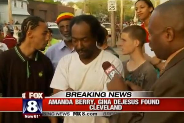 Neighbor Charles Ramsey : 'I Got Amanda Berry, Send the Police Out'
