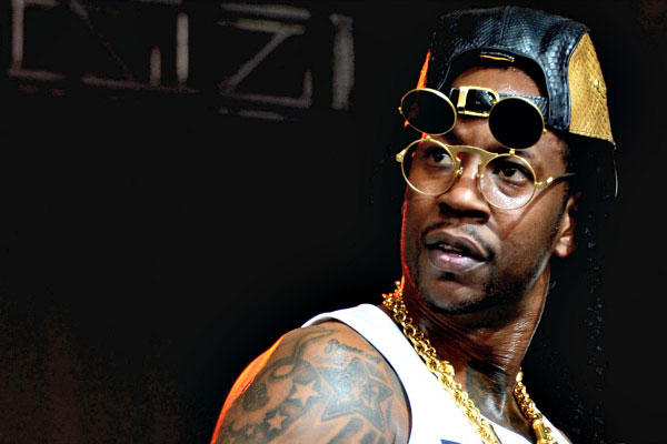 2 Chainz arrested for narcotics possession