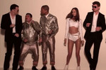 'Blurred Lines' Parody On ' Jimmy Kimmel Live'