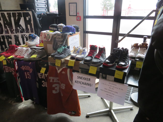 Pac Heat Sneaker Exhibition and Swap Meet