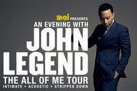 Competition:John Legend Live in NZ