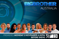 Competition:Win A Trip To  See Big Brother Australia Live