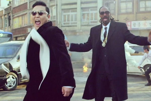 New Psy + Snoop Dogg - HANGOVER