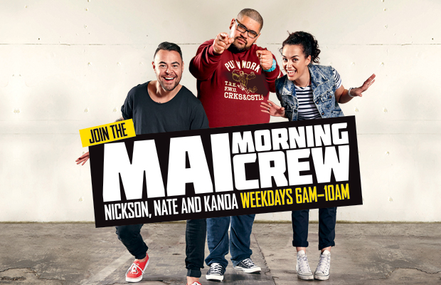 The Mai Morning Crew dance video