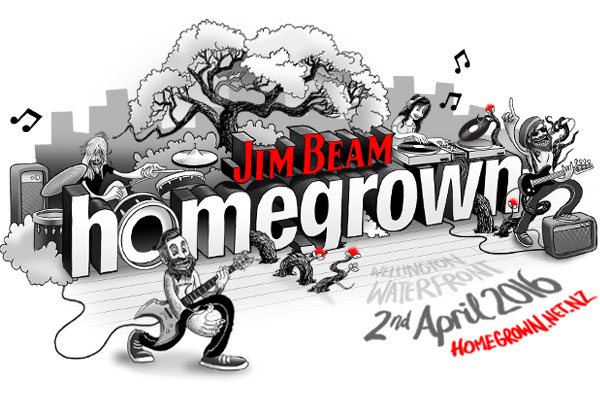 Jim Beam Homegrown 2016