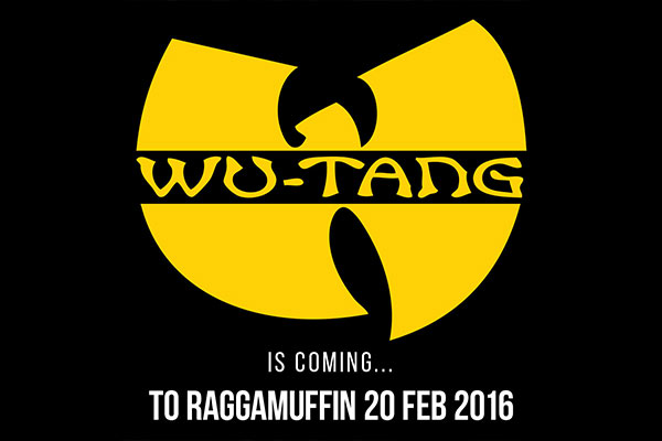 See Wu Tang Clan at Raggamuffin IX