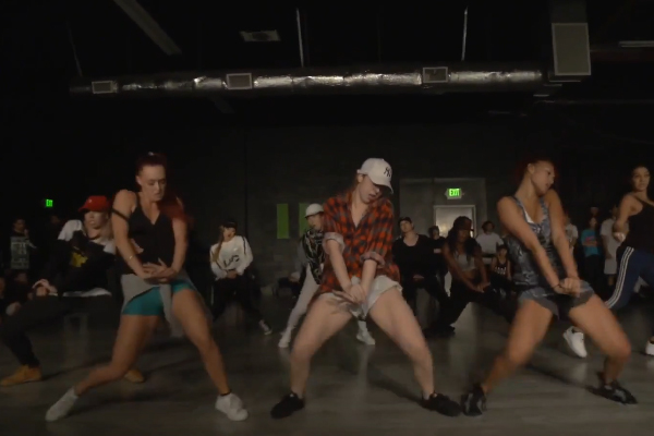 Parris Goebel and Hollywood - Future ft. Drake: Where Ya At Choreography