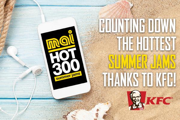 Mai Hot 300 Summer Jams